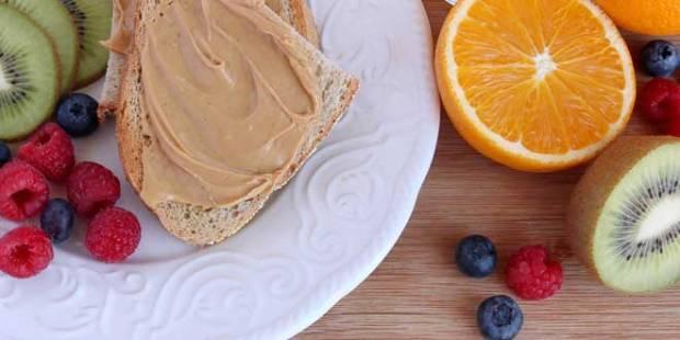 Lista de Alimentos para Merienda Saludable
