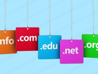 أسماء النطاقات Domain Names