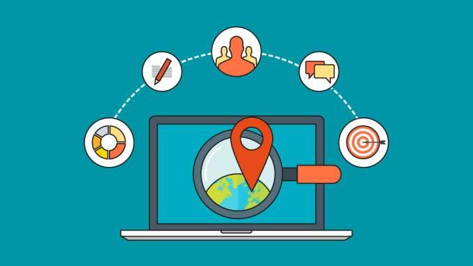 تحسين محركات البحث محلياً