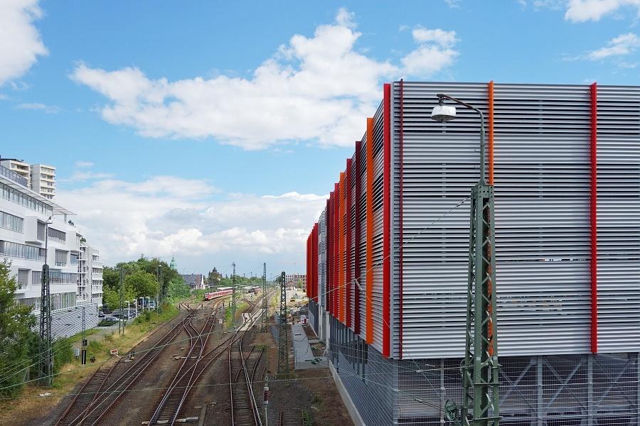 Parkhaus Am Bahnhof Hannover