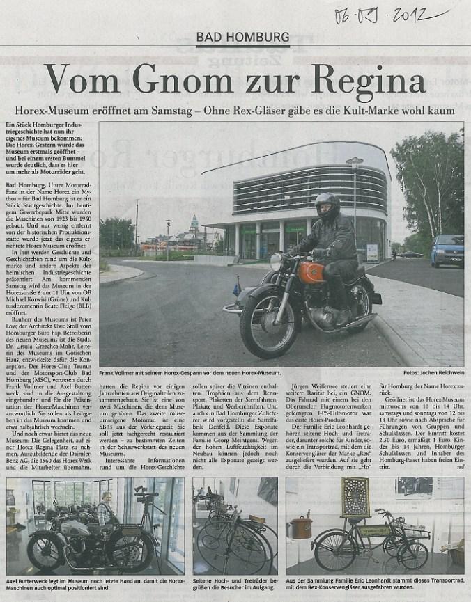 Taunus-Zeitung vom 06.09.2012