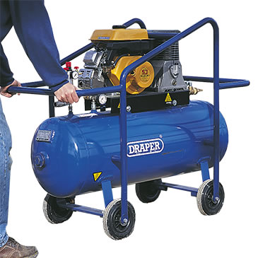 Portable Air Compressors Hire