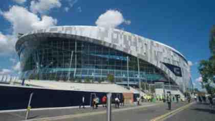 Tottenham Hotspur Stadium lo stadio del Tottenham