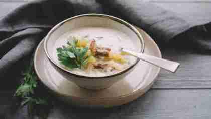 Classica zuppa scozzese Cullen Skink