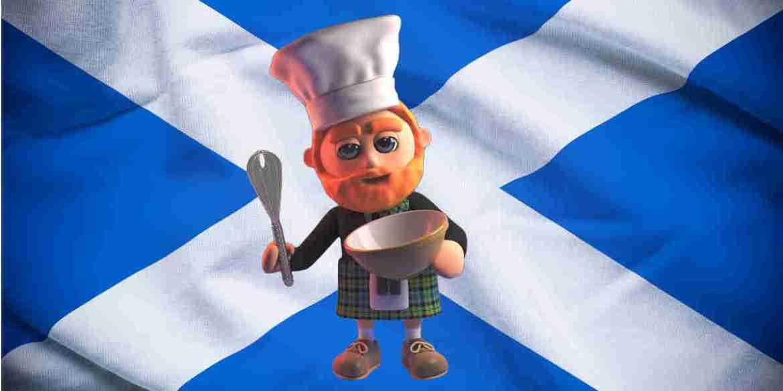 La cucina scozzese
