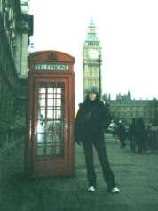 HS School la nostra storia - Serena Bongiorni a Londra