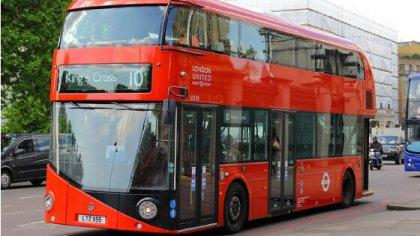 il Bus di Londra oggi