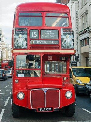 Bus Rosso di Londra
