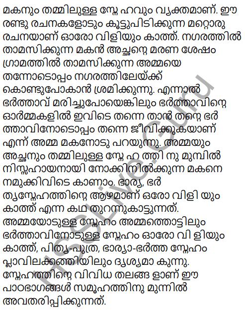 Adisthana Padavali Malayalam Standard 10 Solutions Unit 1 Chapter 3 Ammathottil 18