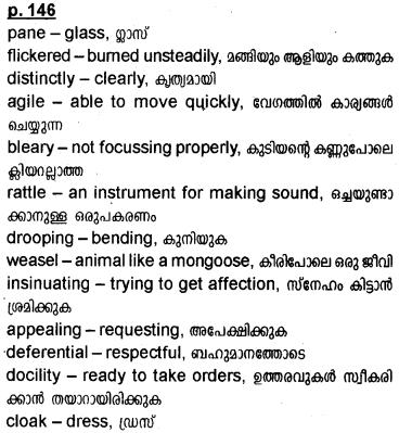 Kerala Syllabus 10th Standard English Solutions Unit 5 Chapter 1 Vanka 11