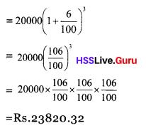 Kerala Syllabus 8th Standard Maths Solutions Chapter 5 Money Maths 1