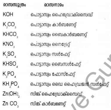 Kerala Syllabus 9th Standard Chemistry Solutions Chapter 5 Acids, Bases, Salts in Malayalam 39