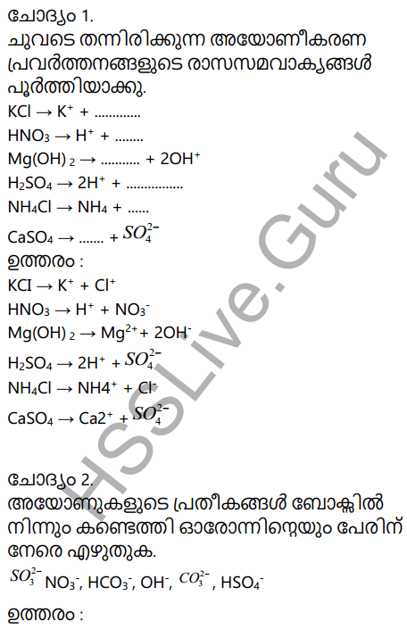 Kerala Syllabus 9th Standard Chemistry Solutions Chapter 5 Acids, Bases, Salts in Malayalam 44