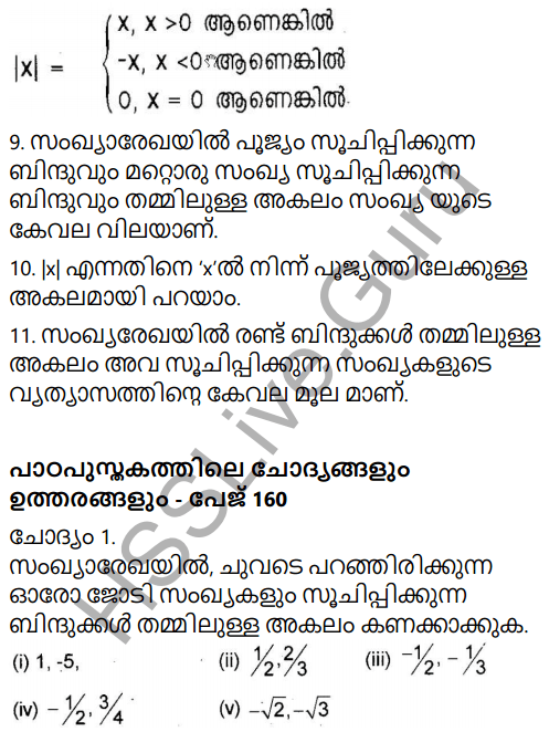 Kerala Syllabus 9th Standard Maths Solutions Chapter 10 Real Numbers in Malayalam 2