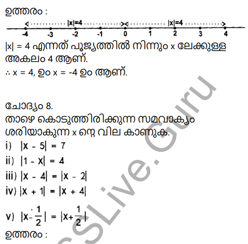 Kerala Syllabus 9th Standard Maths Solutions Chapter 10 Real Numbers in Malayalam 22