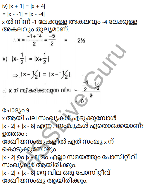 Kerala Syllabus 9th Standard Maths Solutions Chapter 10 Real Numbers in Malayalam 24