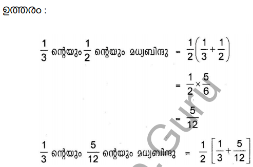 Kerala Syllabus 9th Standard Maths Solutions Chapter 10 Real Numbers in Malayalam 8