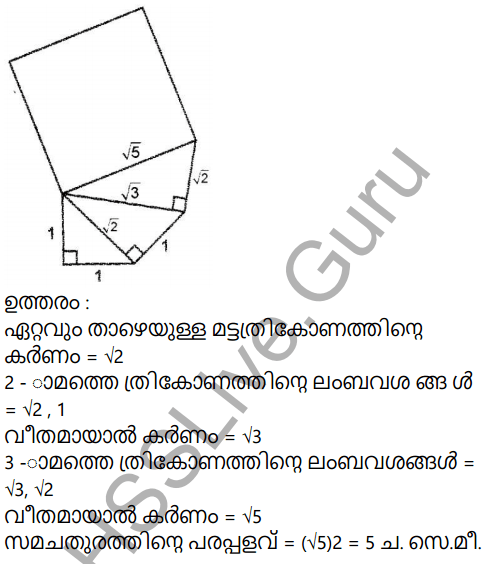 Kerala Syllabus 9th Standard Maths Solutions Chapter 4 New Numbers in Malayalam 15