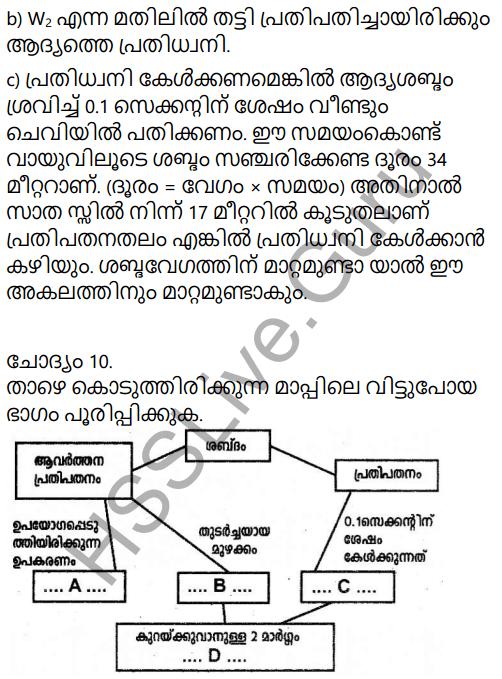 Kerala Syllabus 9th Standard Physics Solutions Chapter 7 Wave Motion in Malayalam 53