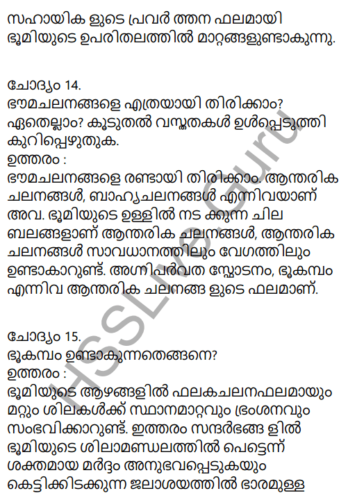Kerala Syllabus 9th Standard Social Science Solutions Chapter 2 The Signature of Time in Malayalam 12