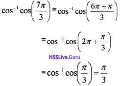 Plus Two Maths Inverse Trigonometric Functions 6 Mark Questions and Answers 36