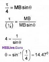 Plus Two Physics Magnetism and Matter Five Mark Questions and Answers 9