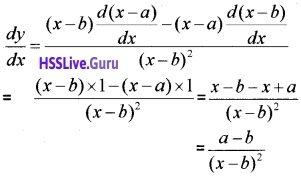 Plus One Maths Limits and Derivatives Three Mark Questions and Answers 37