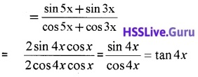 Plus One Maths Trigonometric Functions Three Mark Questions and Answers 15