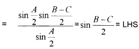 Plus One Maths Trigonometric Functions Three Mark Questions and Answers 20