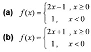 Plus Two Maths Continuity and Differentiability 3 Mark Questions and Answers 1