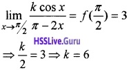 Plus Two Maths Continuity and Differentiability 3 Mark Questions and Answers 37