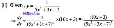 Plus Two Maths Continuity and Differentiability 4 Mark Questions and Answers 104