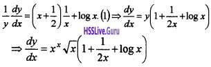 Plus Two Maths Continuity and Differentiability 4 Mark Questions and Answers 74