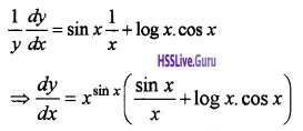 Plus Two Maths Continuity and Differentiability 4 Mark Questions and Answers 76