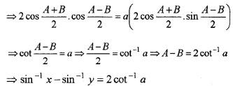 Plus Two Maths Continuity and Differentiability 4 Mark Questions and Answers 96