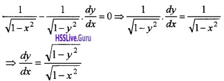 Plus Two Maths Continuity and Differentiability 4 Mark Questions and Answers 97