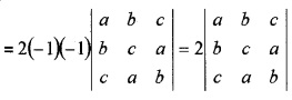 Plus Two Maths Determinants 3 Mark Questions and Answers 16