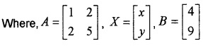 Plus Two Maths Determinants 4 Mark Questions and Answers 27