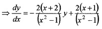 Plus Two Maths Differential Equations 3 Mark Questions and Answers 33