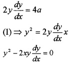 Plus Two Maths Differential Equations 3 Mark Questions and Answers 6