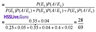 Plus Two Maths Probability 4 Mark Questions and Answers 13