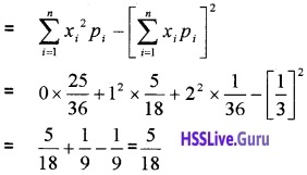 Plus Two Maths Probability 4 Mark Questions and Answers 28