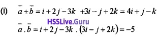 Plus Two Maths Vector Algebra 3 Mark Questions and Answers 37