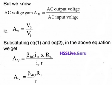 Plus Two Physics Notes Chapter 14 Semiconductor Electronics Materials, Devices and Simple Circuits - 33