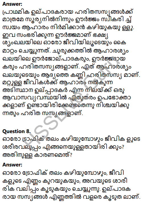 Kerala Syllabus 8th Standard Basic Science Solutions Chapter 13 Diversity for Sustenance in Malayalam 15