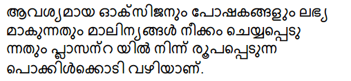 Kerala Syllabus 8th Standard Basic Science Solutions Chapter 14 For the Continuity of Generations in Malayalam 19
