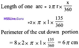 Kerala Syllabus 9th Standard Maths Solutions Chapter 9 Circle Measures 33