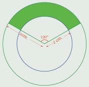 Kerala Syllabus 9th Standard Maths Solutions Chapter 9 Circle Measures 34