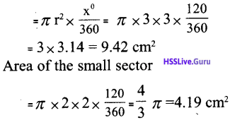 Kerala Syllabus 9th Standard Maths Solutions Chapter 9 Circle Measures 35