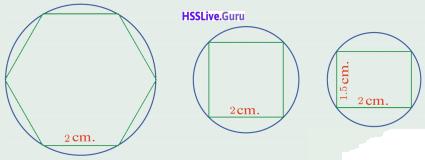 Kerala Syllabus 9th Standard Maths Solutions Chapter 9 Circle Measures 7